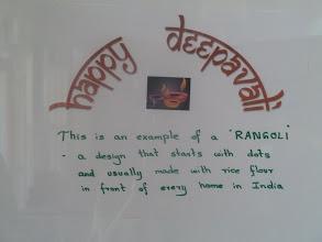Photo: rangoli-text.jpg