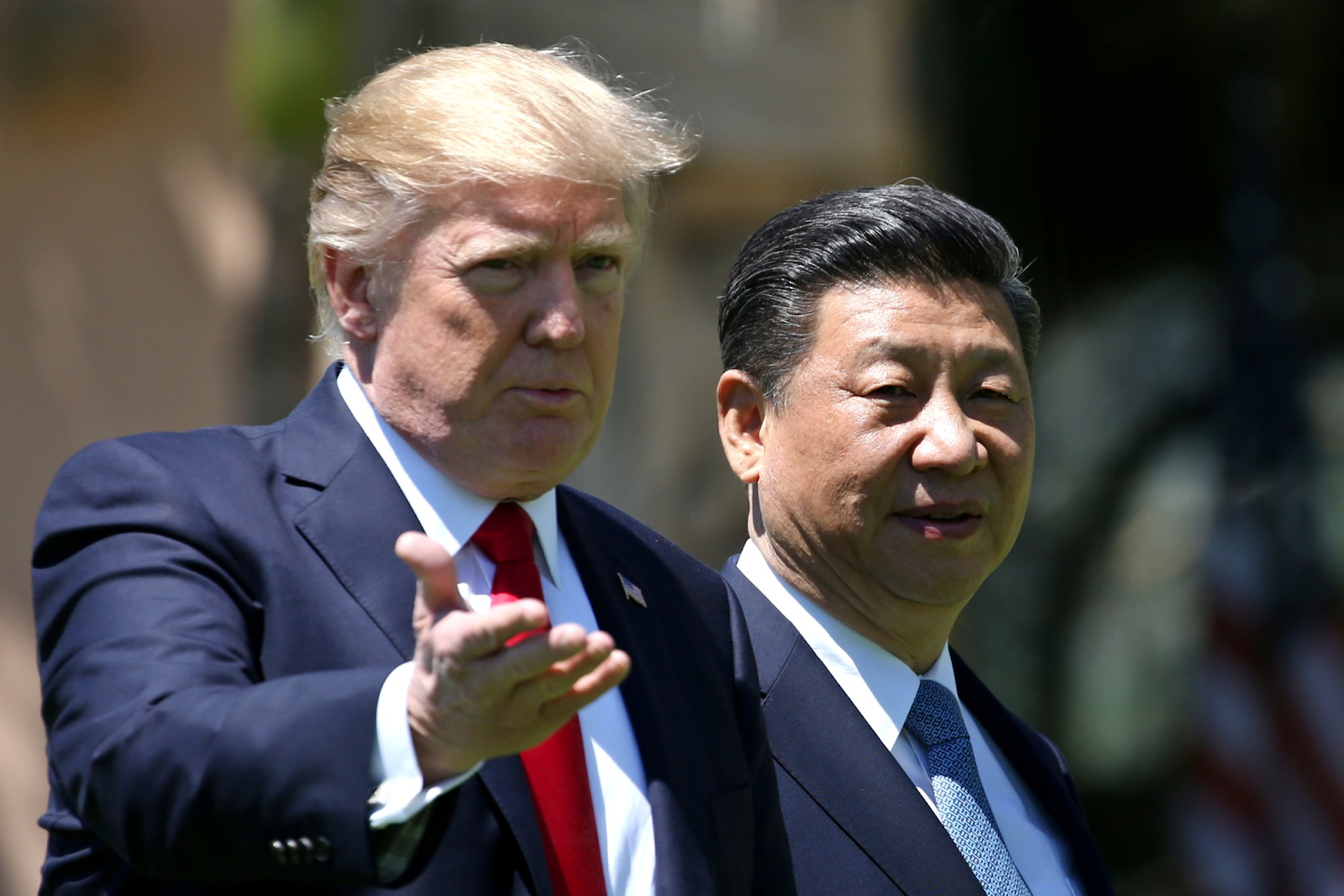 The Trump Trade is Dead...all hail the Xi Trade