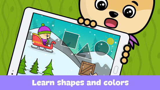 Educational games for kids ages 2 to 5 Screenshot