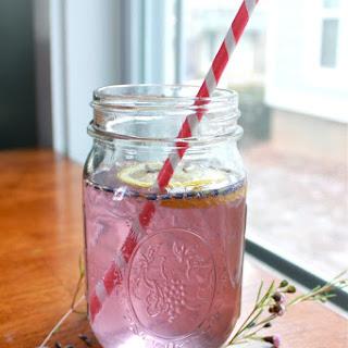 Rosemary Lavender Vodka Cocktail