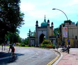 Photo: Gateway to the Royal Pavilion