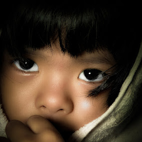 hidden  by Izhar  Hj.Ishak - Babies & Children Children Candids
