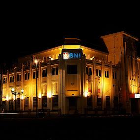 BNI by Jonathan Herdioko - Buildings & Architecture Public & Historical