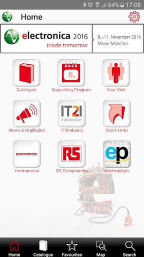 玩免費商業APP|下載electronica 2016 app不用錢|硬是要APP