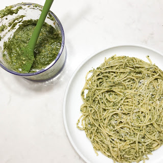 Classic Basil Pesto with Pine Nuts and Cheese Recipe