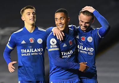 Ook in de Premier League is het corona-proof vieren begonnen, Leicester geeft het voorbeeld