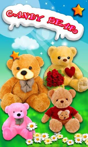 Candy Teddy Bear