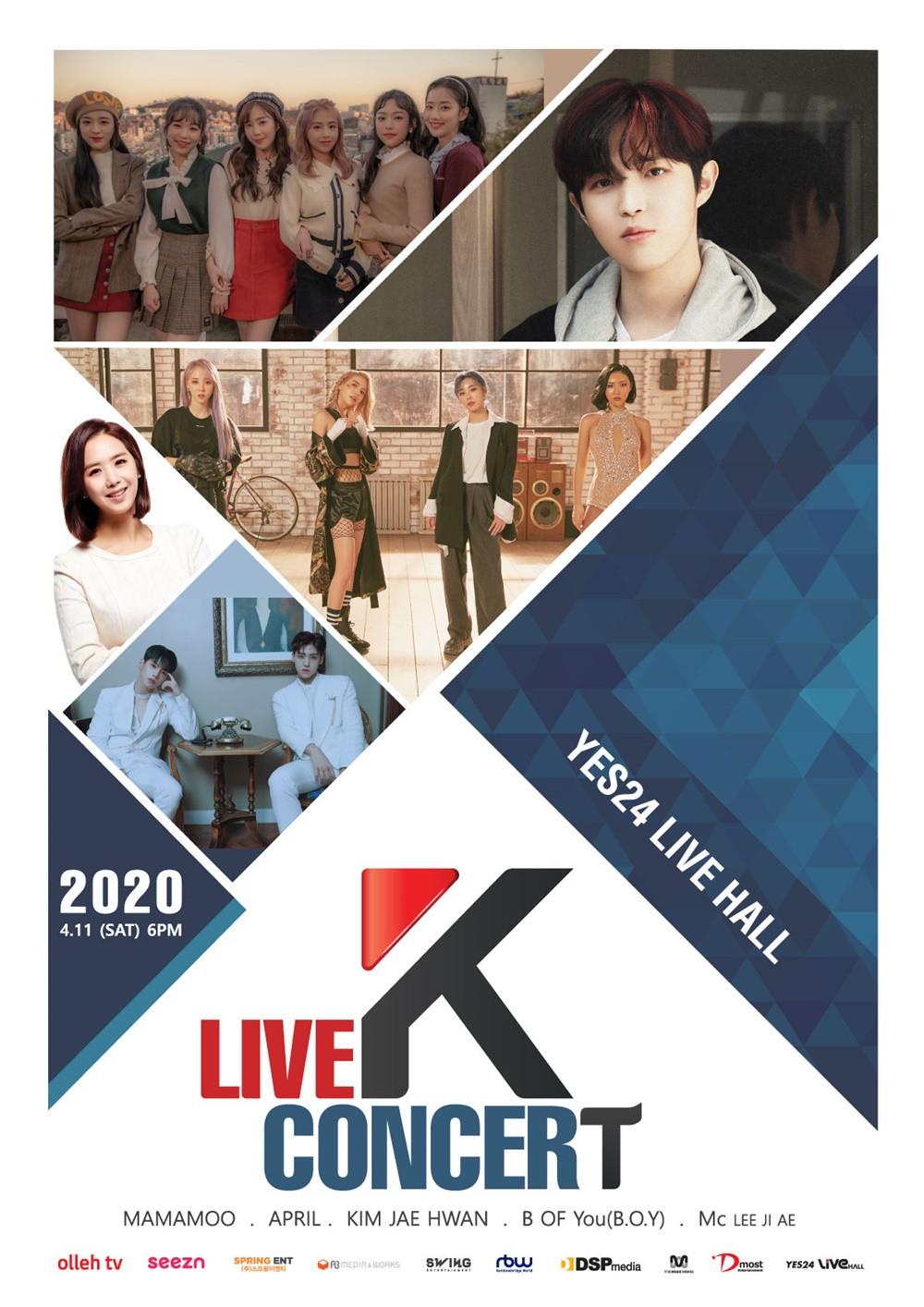 live k concert