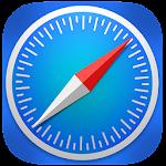 Safari Browser fast & private icon