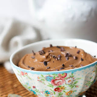 Chocolate Quinoa Pudding.