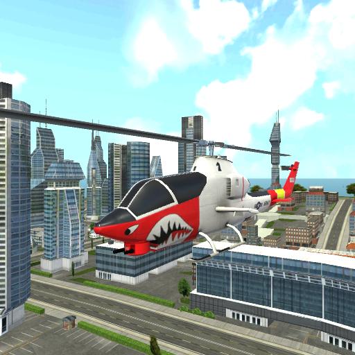 模擬App|ヘリコプターレスキュープラクティス2 LOGO-3C達人阿輝的APP