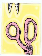 Photo: Mail Art 366 Day 22 card 22g