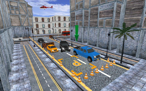 Jeep Parking 4x4 for PC