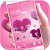 Fluffy love Theme Pink heart file APK for Gaming PC/PS3/PS4 Smart TV