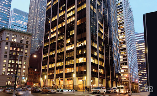 Offices at 100 Wall Street