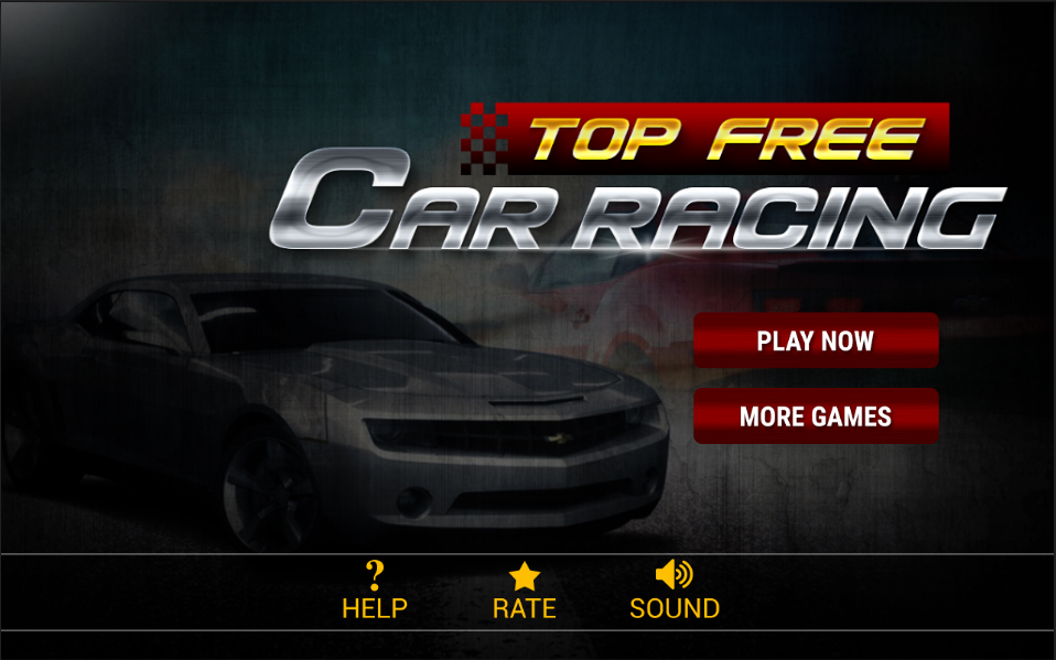Free car race games cars to play now memogadget for Play motor racing games