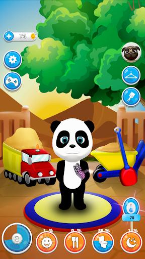 My Talking Panda - Virtual Pet Game 1.2.5 screenshots 3