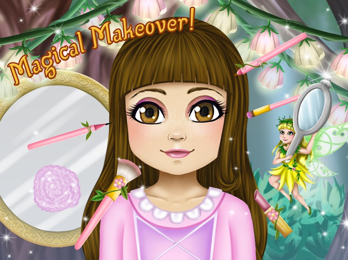 Magic Princess & Fairy Friends- screenshot
