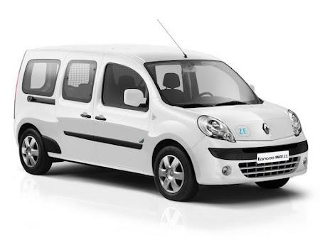 EV's - Renault Kangoo Maxi ZE [28.919€] [WLTP 210-270km NEDC]