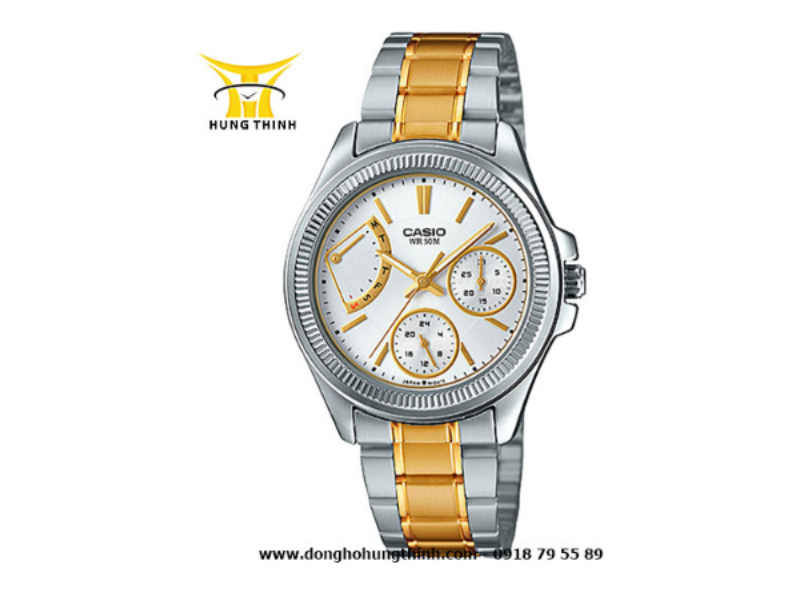 Thiết kế độc đáo là điểm đặc biệt nhất của mẫu đồng hồ này