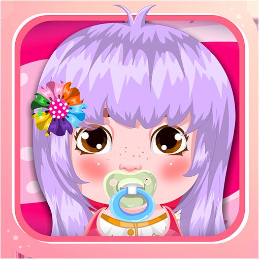 护理可爱的婴儿游戏 益智 App LOGO-APP開箱王