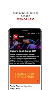 CNN Indonesia - Berita Terkini Screenshot
