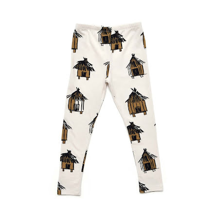 Little Man Happy Leggings Tiki Huts