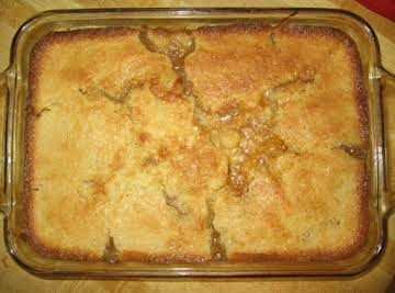 Poor Man's Apple Cobbler