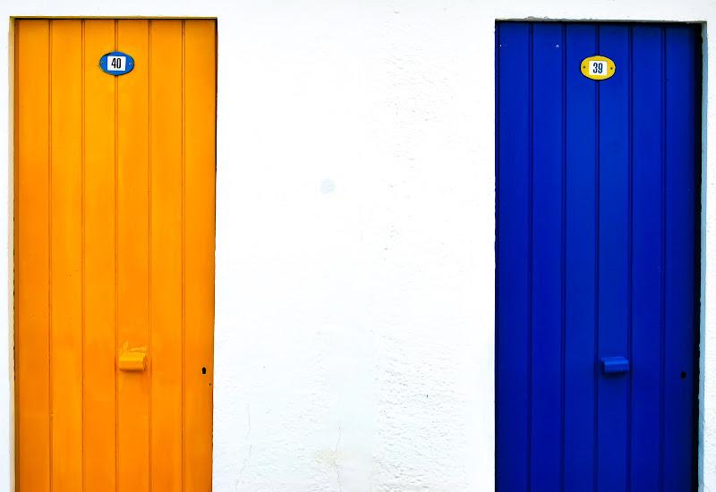 Quella gialla e quella blu di rosy_greggio