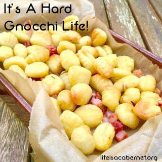 It'S a Hard Gnocchi Life! Recipe