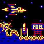 Scrambler – Classic 80s Arcade Icon