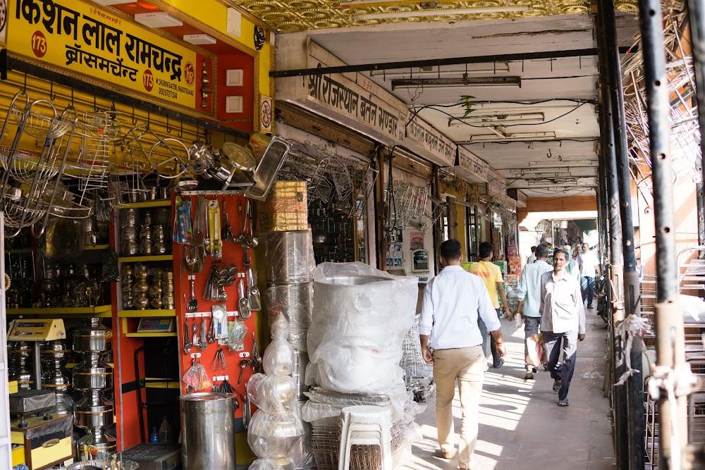 The Johri Bazaar