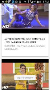 Mujra Dance - náhled