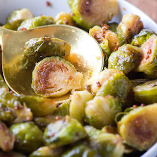 Honey Mustard Brussel Sprouts Recipes