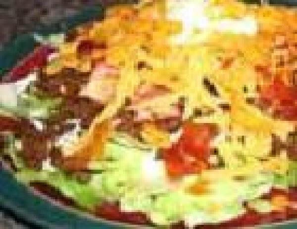 Baja Salad Recipe