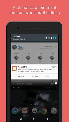 Vagaro Pro Screenshot