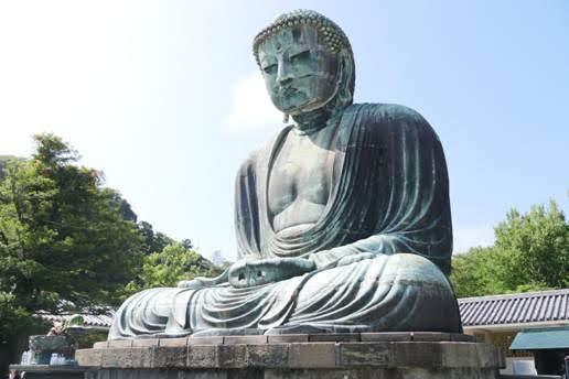 【写真】鎌倉大仏高徳院