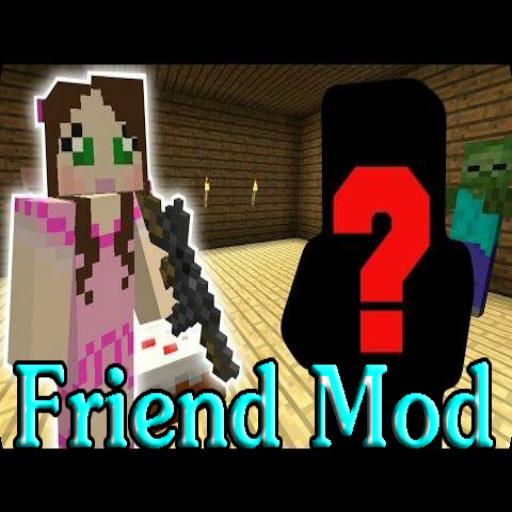 Friend Mod for Minecraft PE