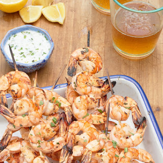 How To Grill Juicy, Flavorful Shrimp.