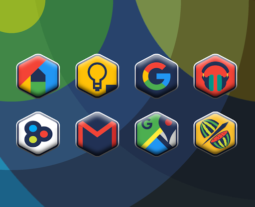 Xucon - Icon Pack 이미지[2]