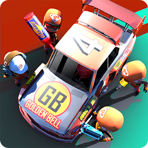 PIT STOP RACING : MANAGER MOD APK 1.4.2 (Money increases)