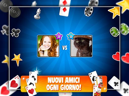 Scopone Piu00f9 - Giochi di Carte Social apkdebit screenshots 10
