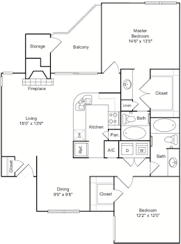 Go to B2 Floorplan page.