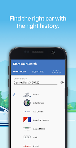 Screenshot for CARFAX Find Used Cars for Sale in United States Play Store