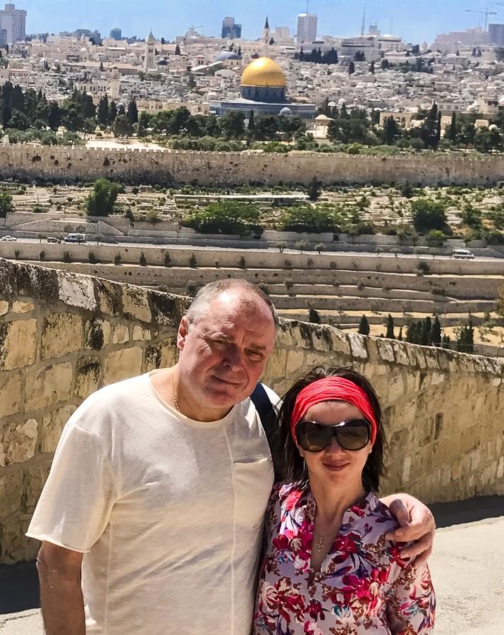 Отзыв об экскурсии в Иерусалиме