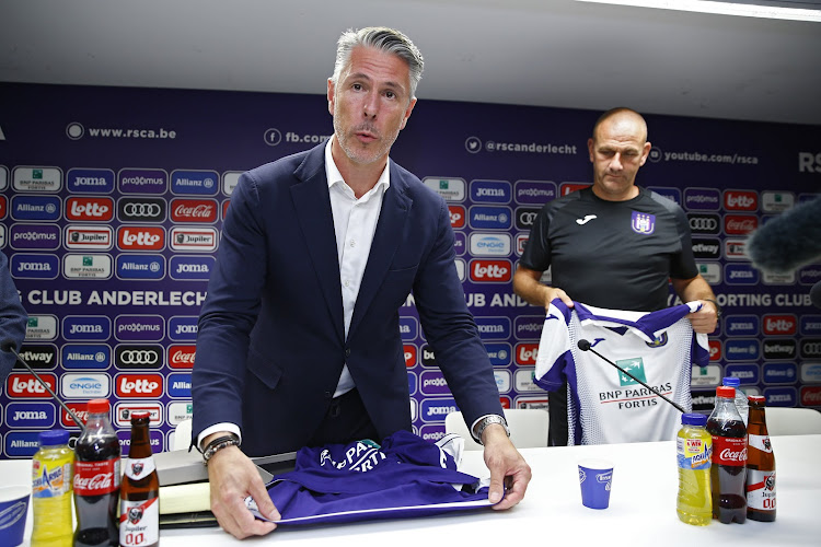 Om deze reden verkocht de rijkste Belg zijn Anderlecht-aandelen aan Verschueren