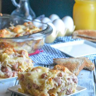 Monte Cristo Style Breakfast Casserole Recipe