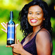 Siwela Masoga founder of Siwela Wine.