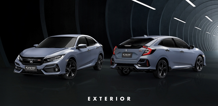 รีวิว Honda Civic Hatchback 2020