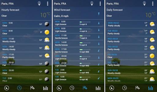 3D Flip Clock & Weather Pro  screenshots 10